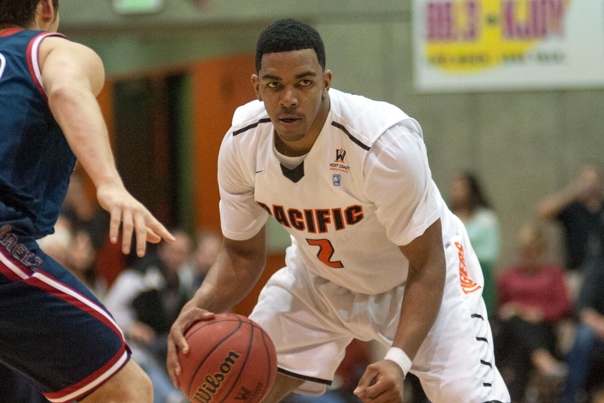 Pacific guard T.J. Wallace