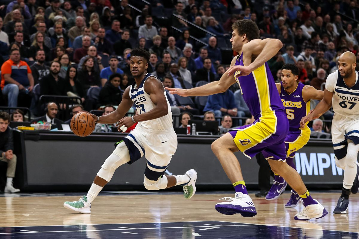 Lakers Vs. Timberwolves: Game Preview, Starting Time, TV