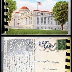 """Postcard notebook by <a href=""""http://www.shopcraftgasm.com"""">Craftgasm</a>"""