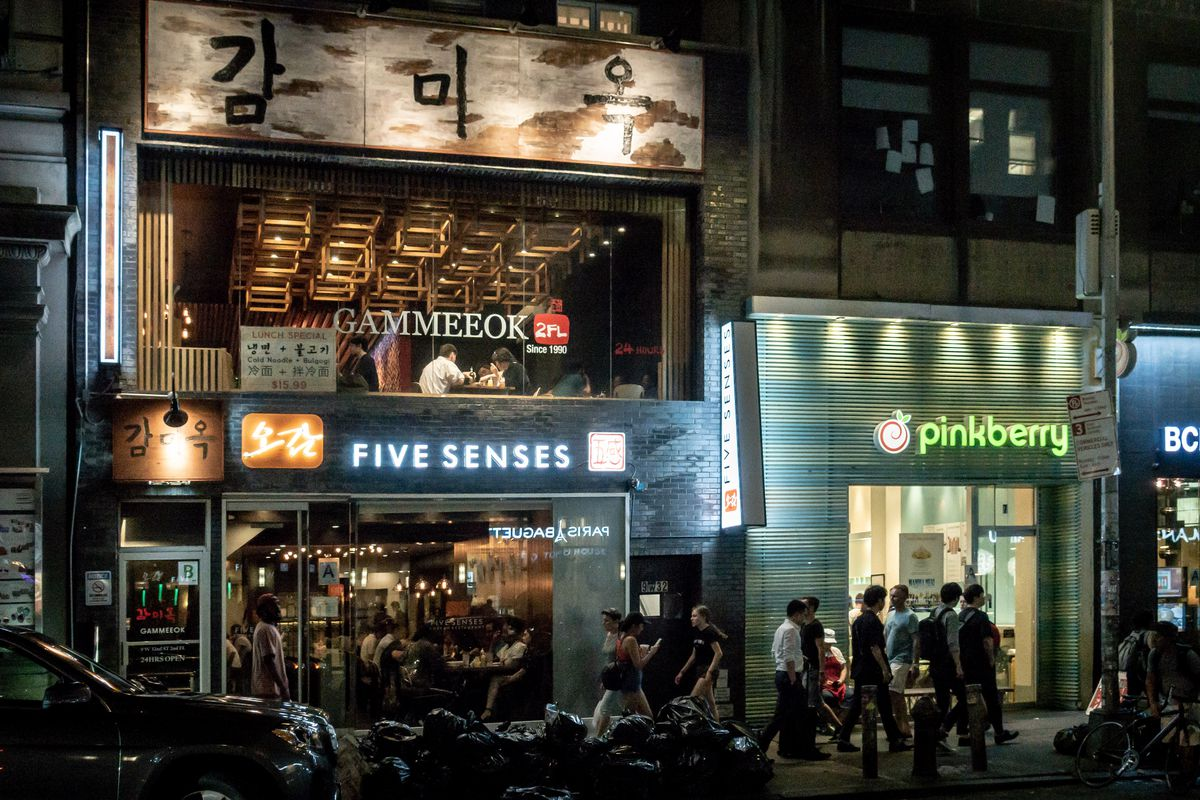 NYC's Koreatown Has Been Swallowed Up by Chain Restaurants