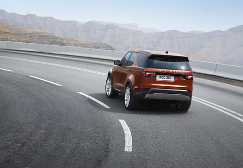 The world-conquering Land Rover Discovery is here - The Verge