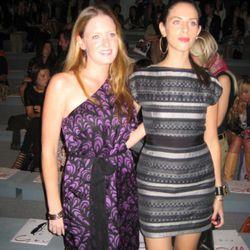 Bettina Prentice and Dalia Oberlander