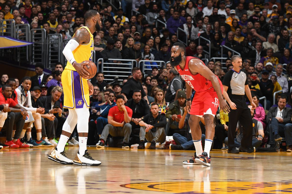 Lakers vs. Rockets Preview, Game Thread, Starting Time and ...