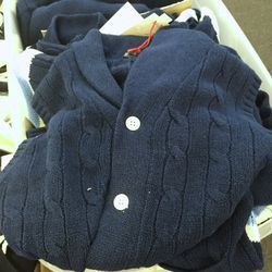 Cremieux sweaters, $79