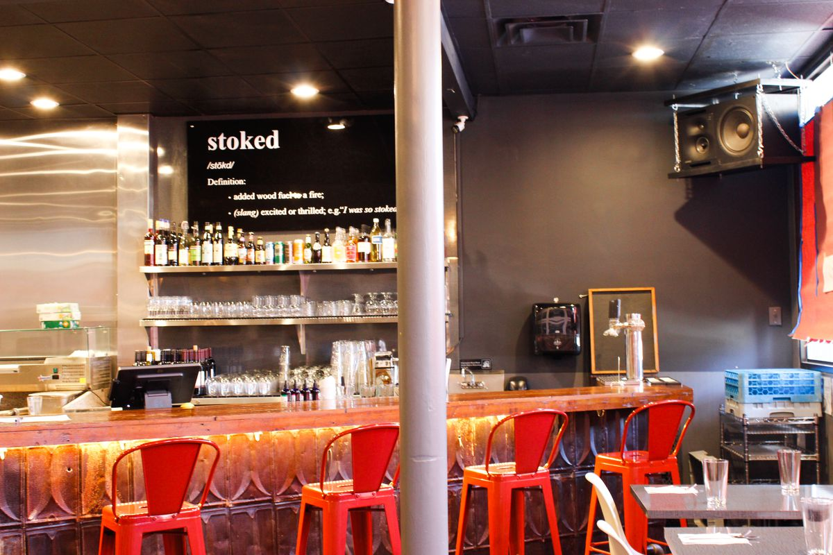 Be Stoked: You Can Get Stoked Pizza in Brookline Tomorrow