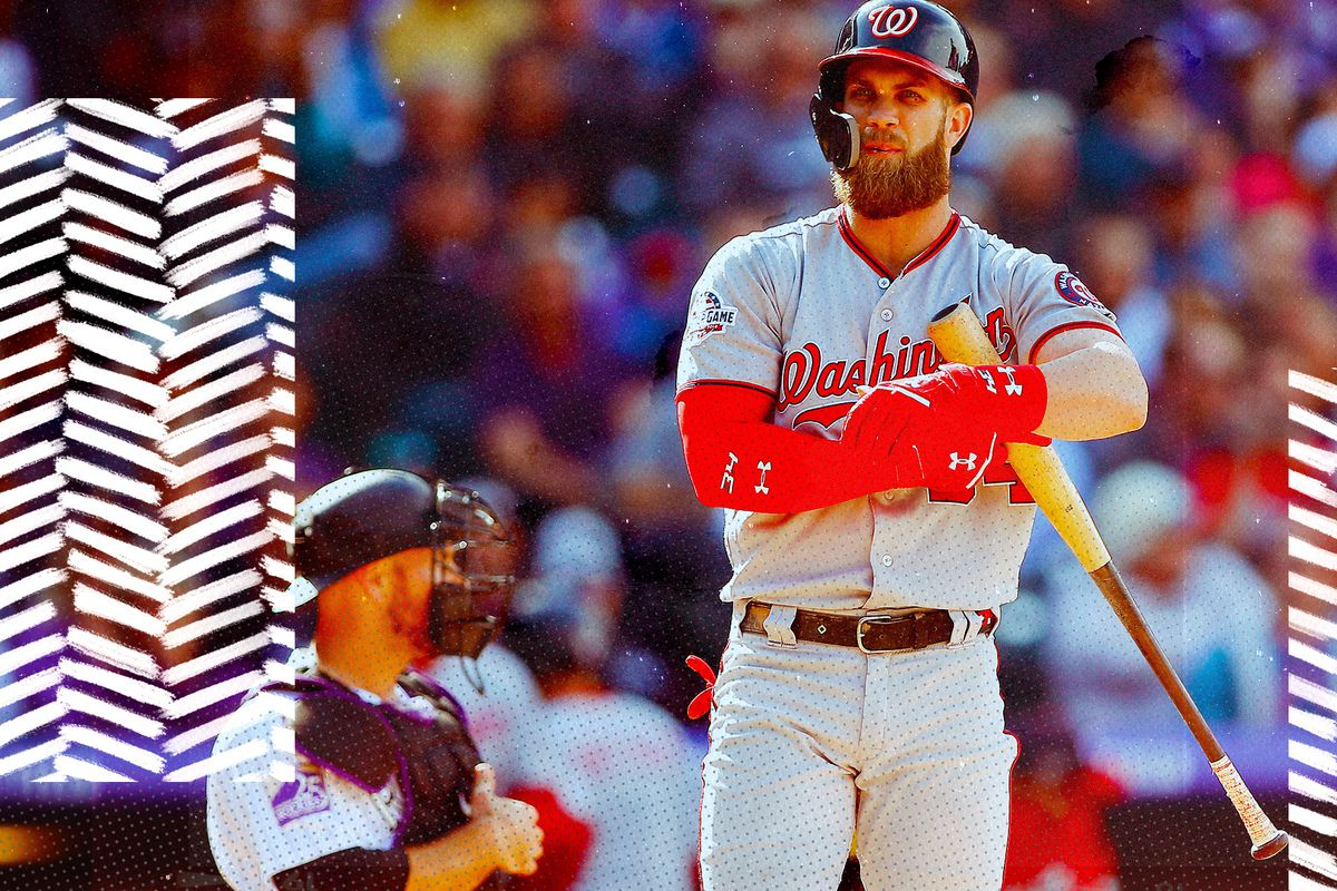 Bryce Harper Contract Phillies Get The Piece They Need On