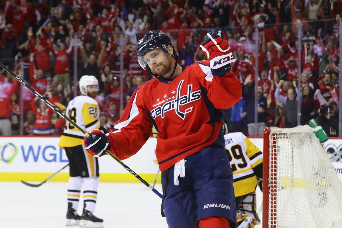 Pittsburgh Penguins v Washington Capitals - Game Five