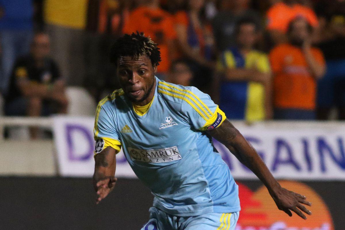 Apoel Nicosia v FC Astana - UEFA Champions League: Qualifying Round Play Off Second Leg