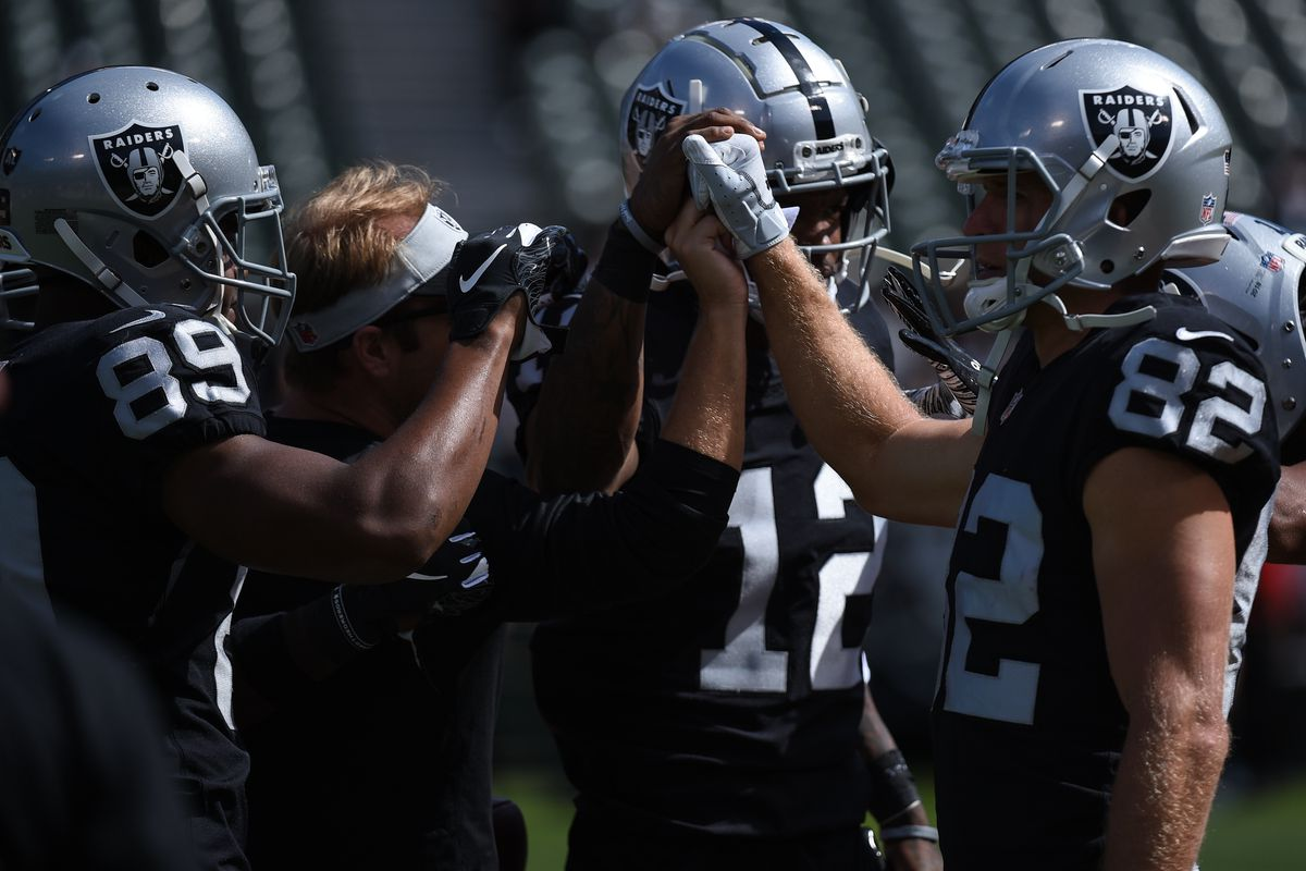 NFL: SEP 30 Browns at Raiders