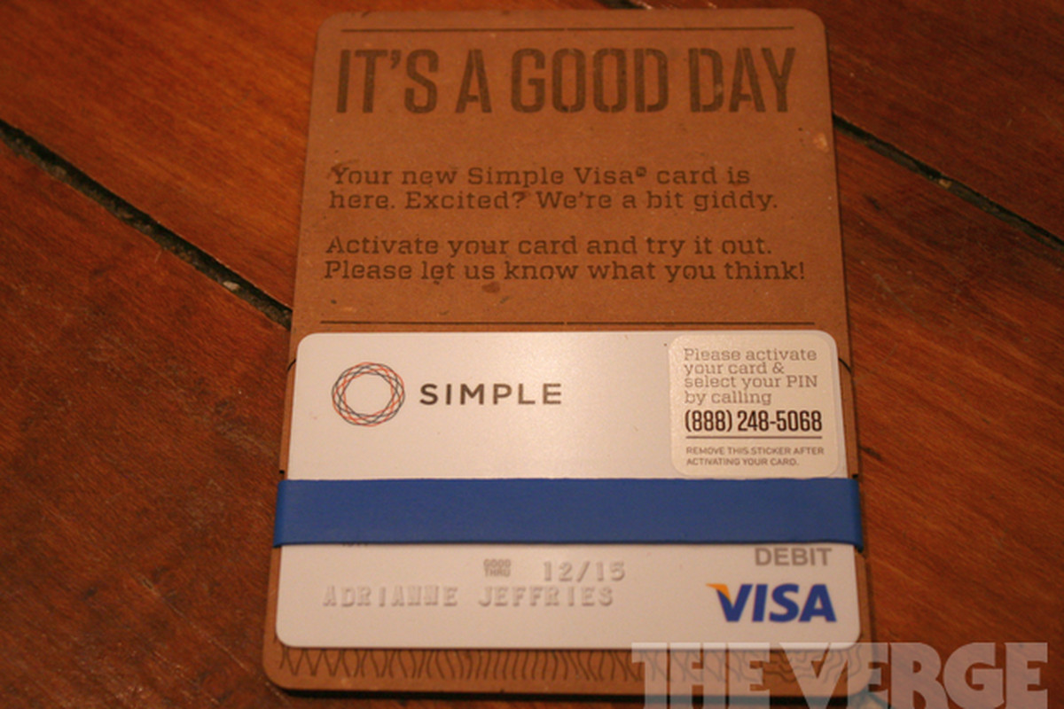Simple's online-only banking app launches on Android - The ...