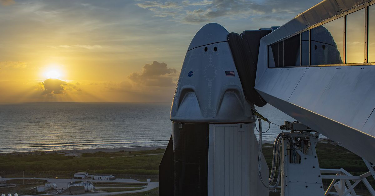 Launch of NASA's SpaceX Crew-1 mission delayed until November – The Verge