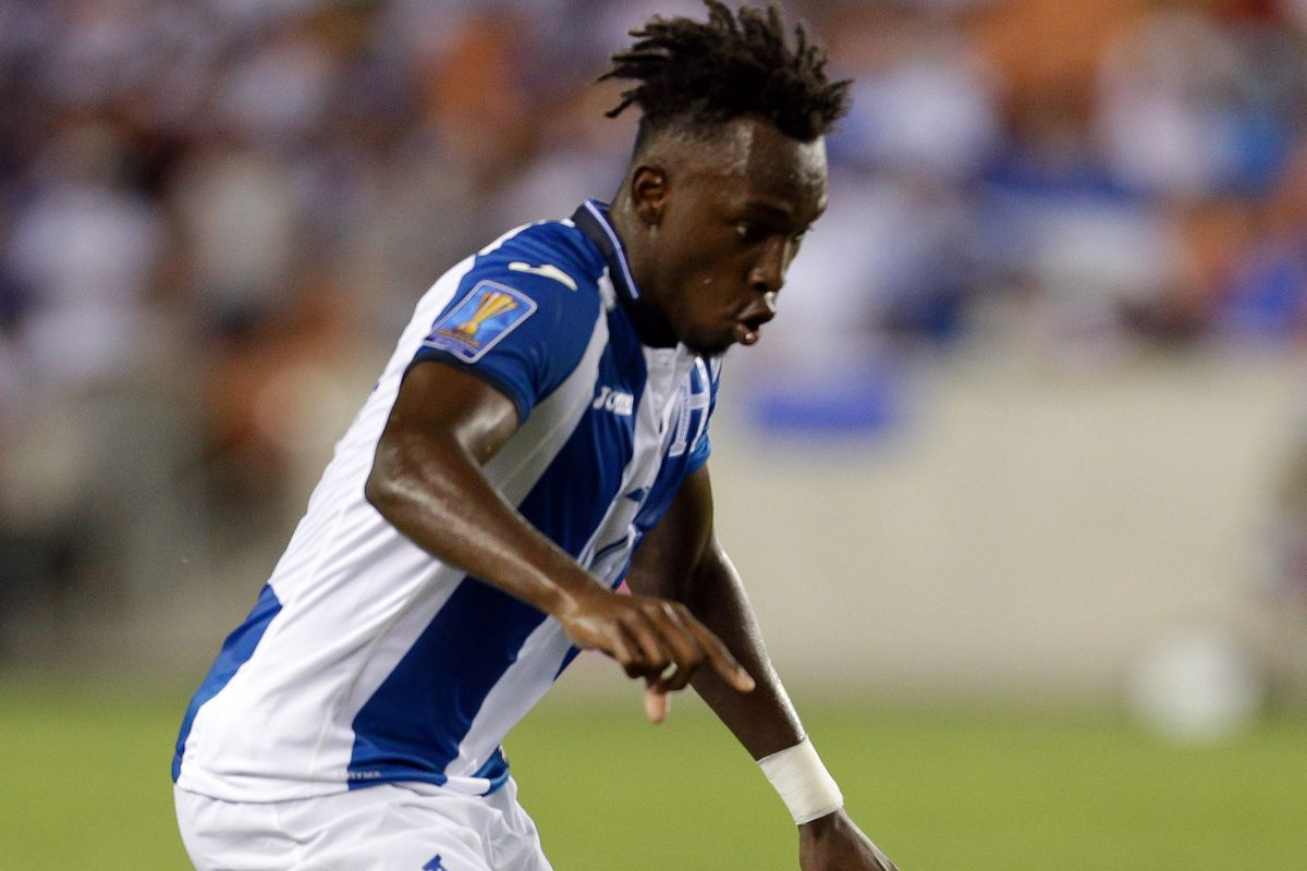 Soccer: 2017 CONCACAF Gold Cup-Honduras at French Guiana