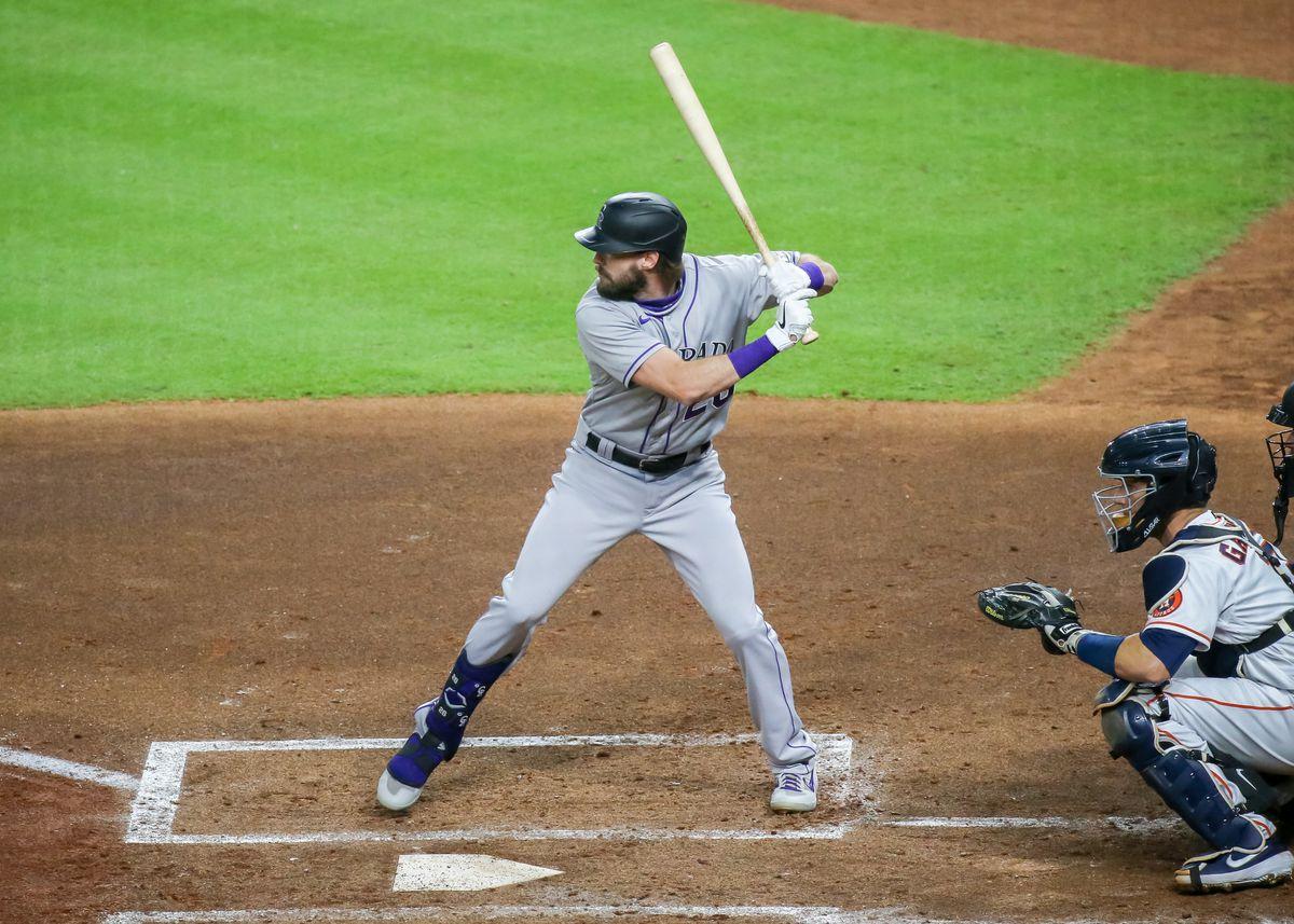 MLB: AUG 17 Rockies at Astros