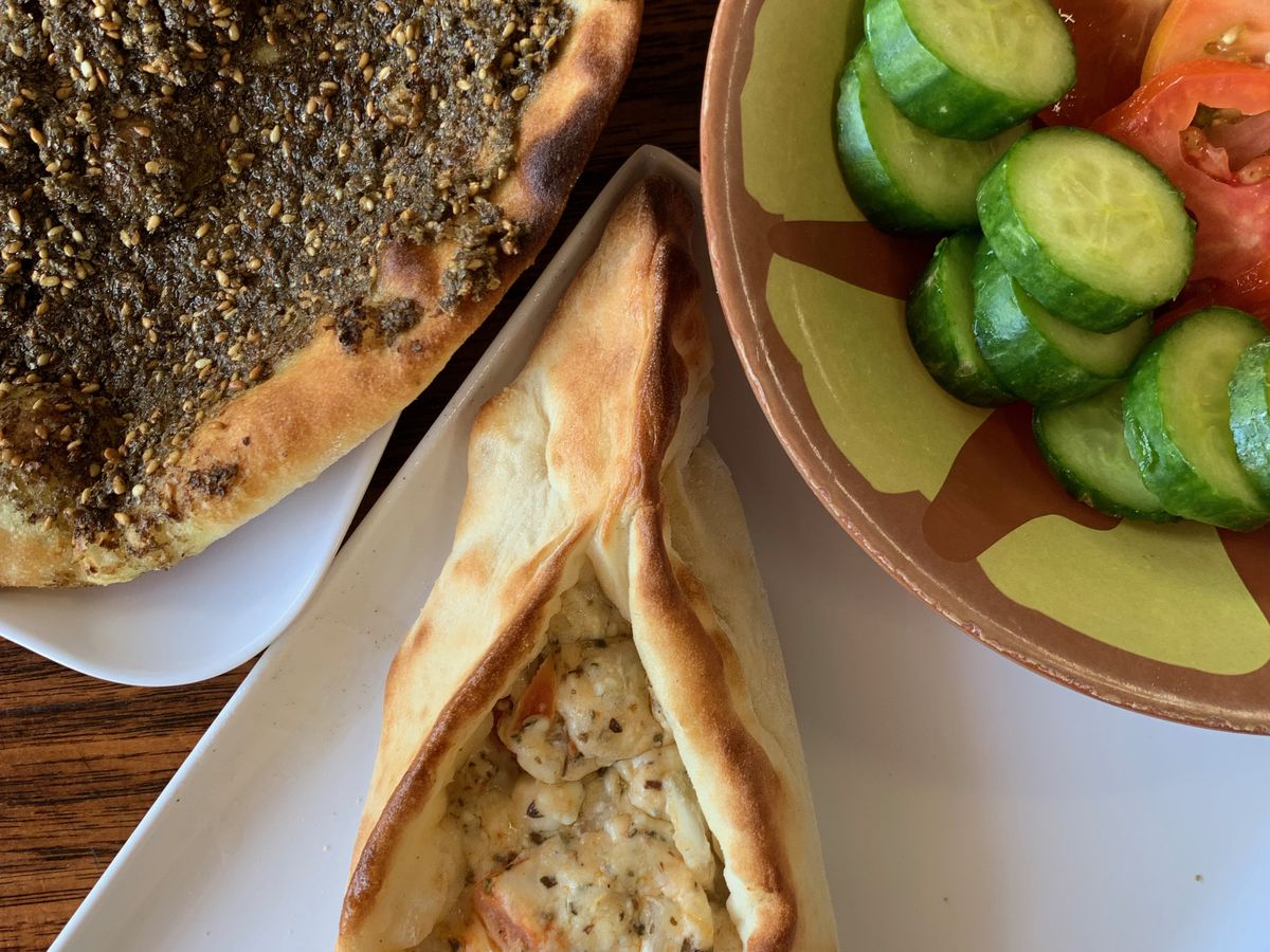 Flatbreads and more at A1 Bakery