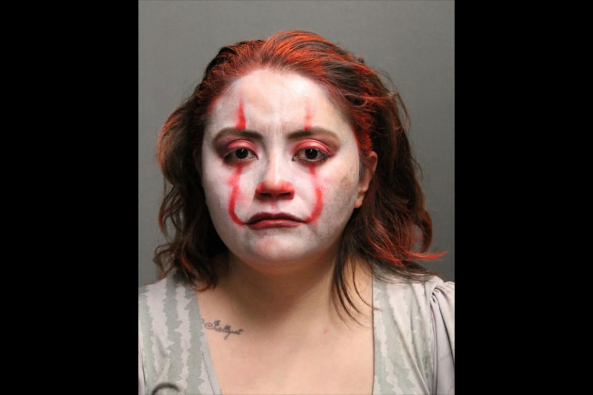 Karina Salgado was taken into custody Nov. 1, 2019.