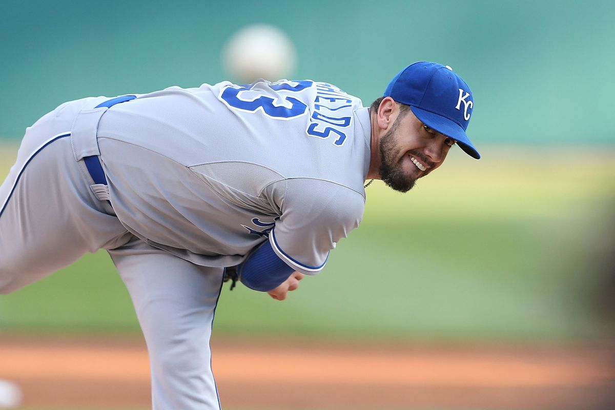 James Shields' two-seam fastball was among baseball's worst pitches in 2013