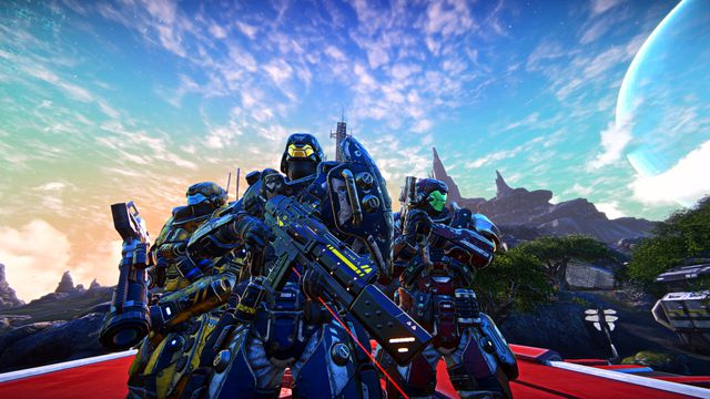 PlanetSide Arena delayed two months to improve 'crucial