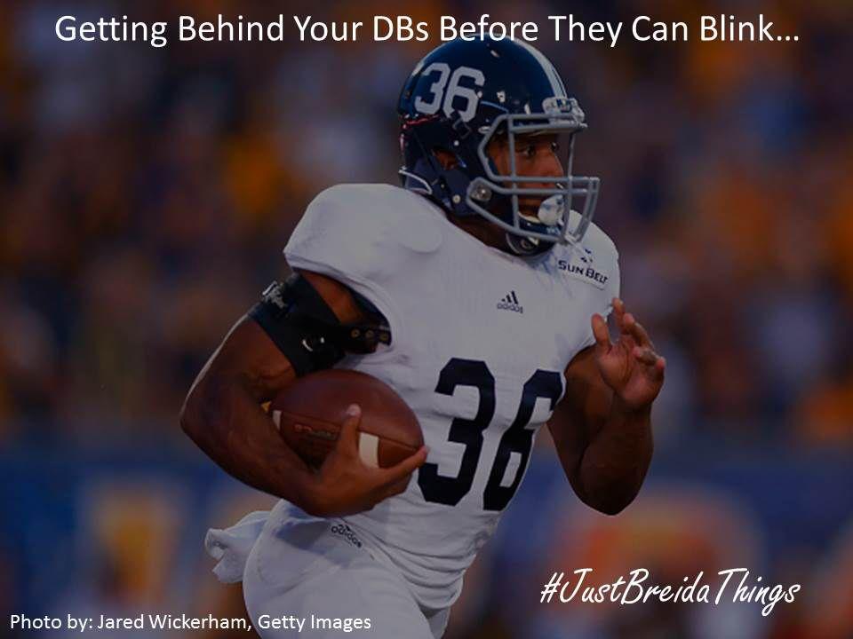 Behind DBs