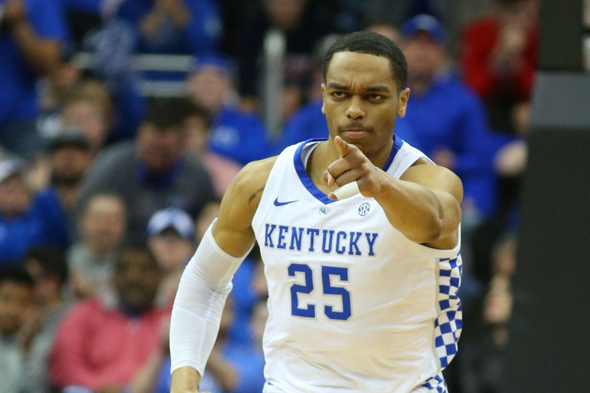 Kentucky Basketball Vs Auburn Tigers Wildcats Season Ends