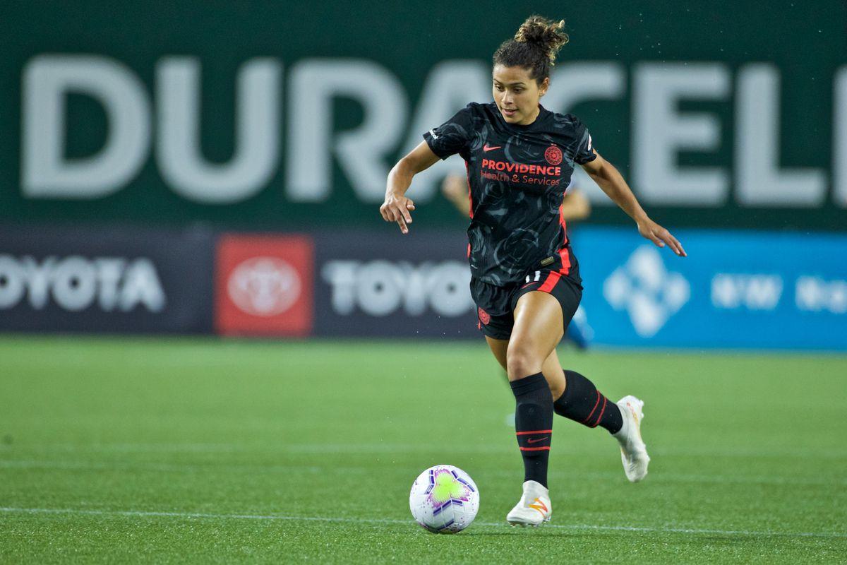 Raquel Rodríguez. Stumptown Footy