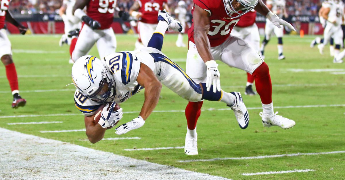 Chargers at Cardinals: What I Watched For And Saw