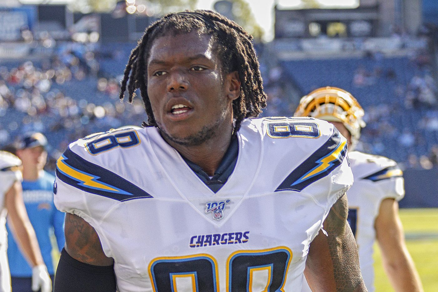 Chargers News: Should the Chargers cut Virgil Green? - Bolts From ...