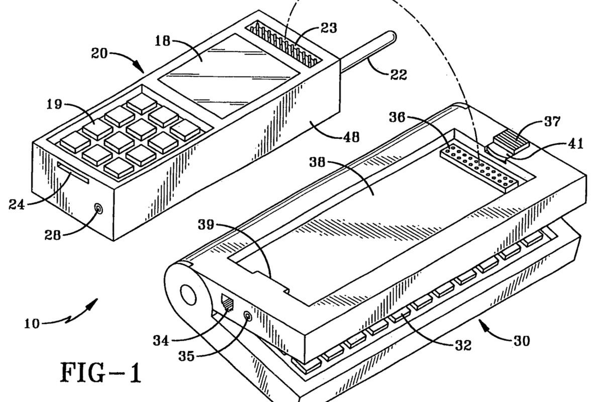 Motorola IV Patent