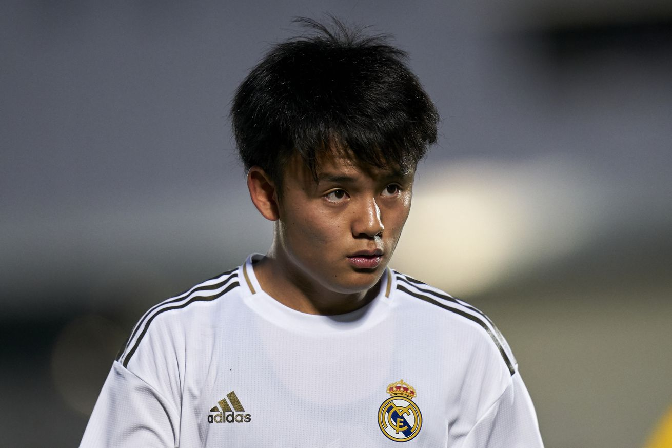 Valladolid sporting director: ?There?s nothing with Kubo?
