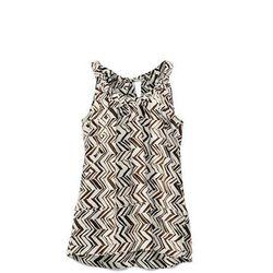 Silk top, $59.95