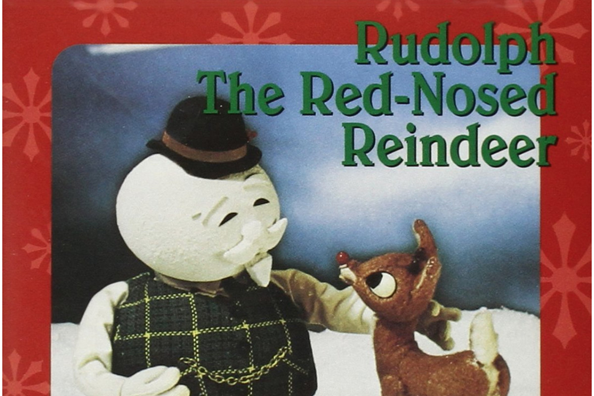 The animated Christmas show that Burl Ives narrated and sang in.