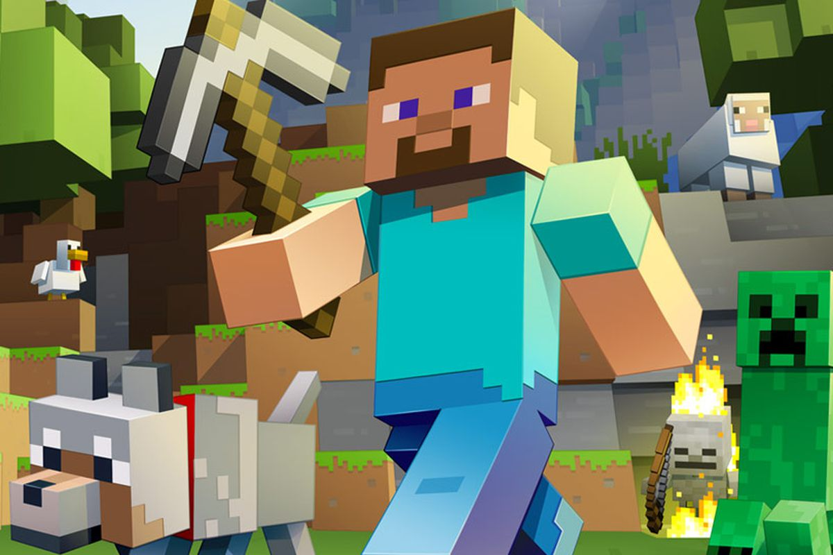 Report: Minecraft poser removed from App Store after hitting