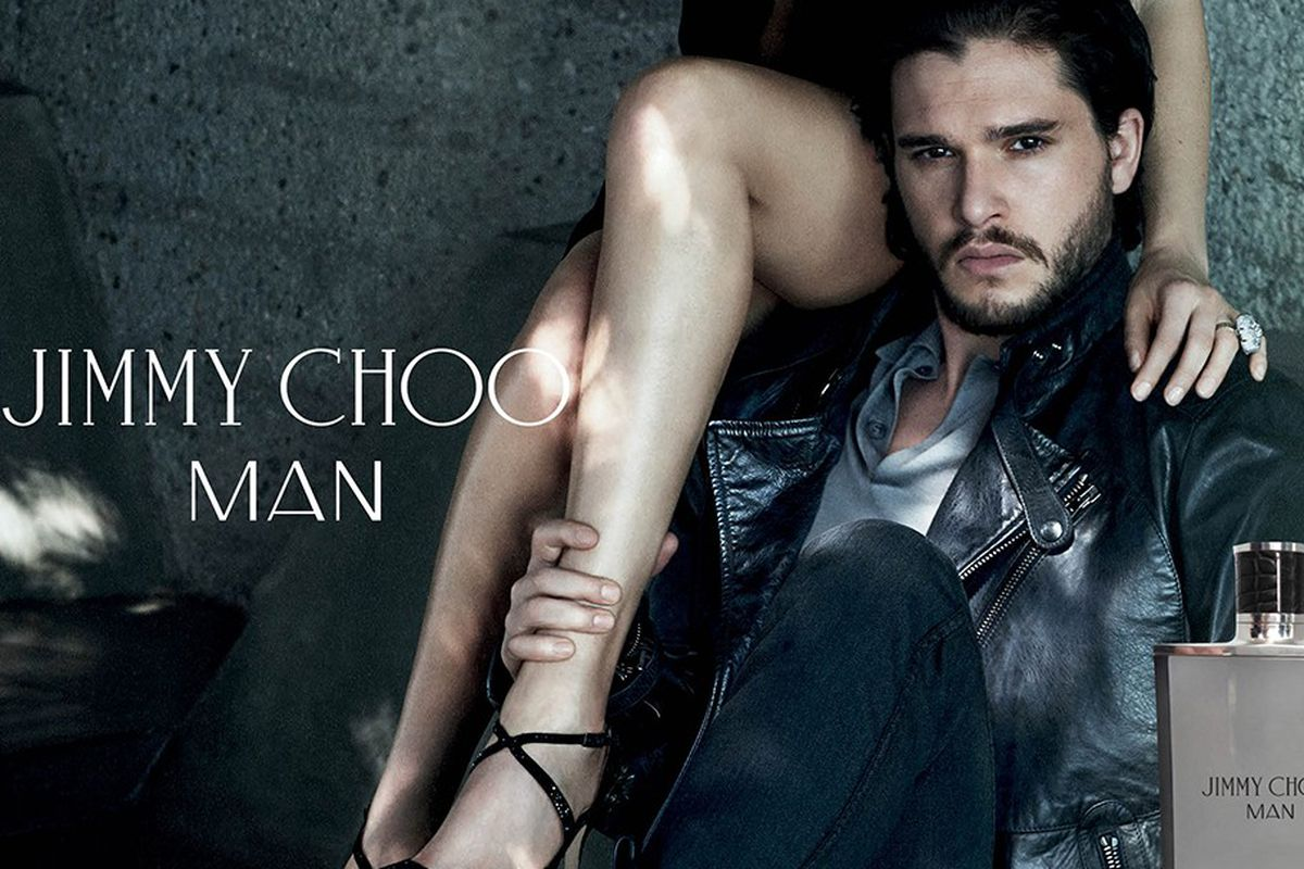 Kit Haringtons Jimmy Choo Ads Are Nice But His Abs Are Nicer Racked