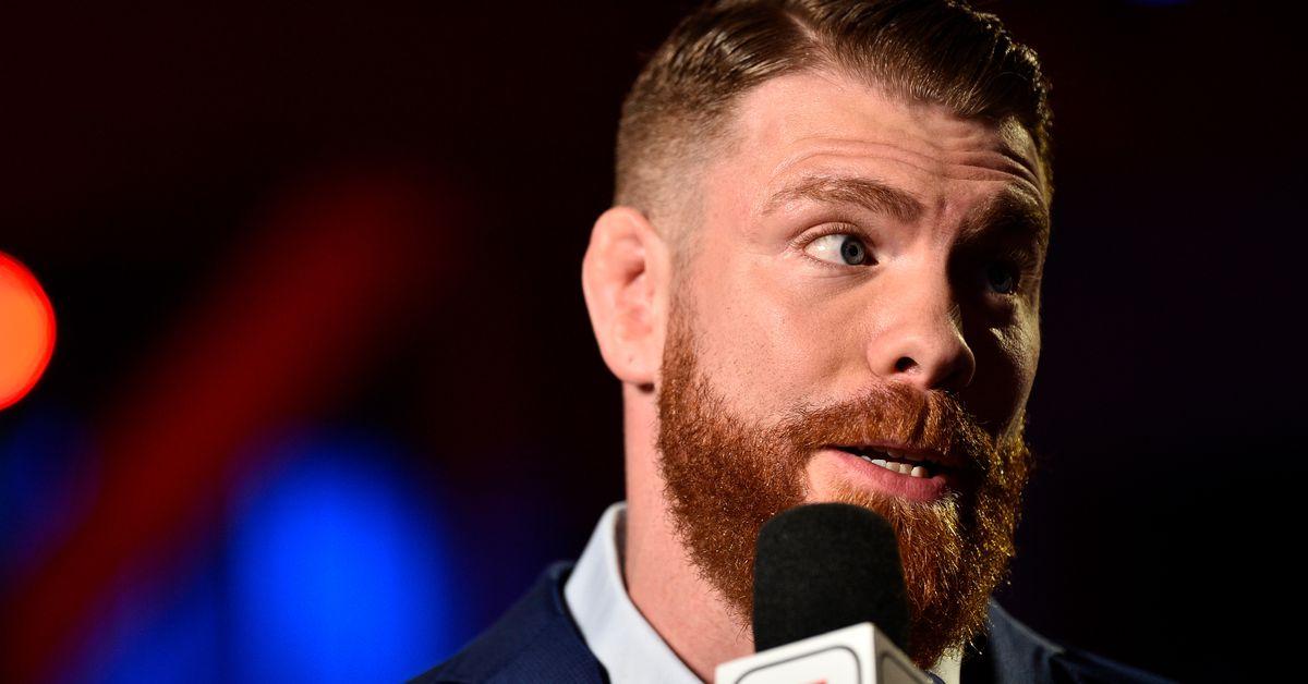 Paul Felder says Conor McGregor screamed 'f—k you' at him during UFC 246 broadcast