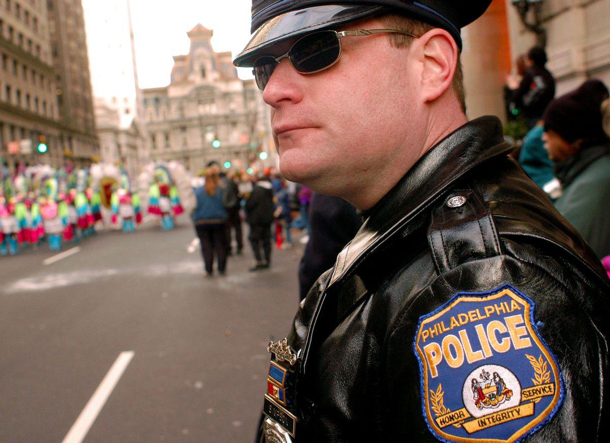 Philadelphia police officer