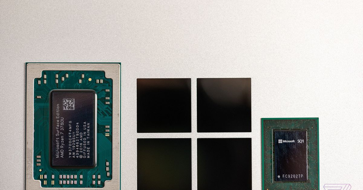 Microsoft bet against Intel with its new Surfaces — and lost
