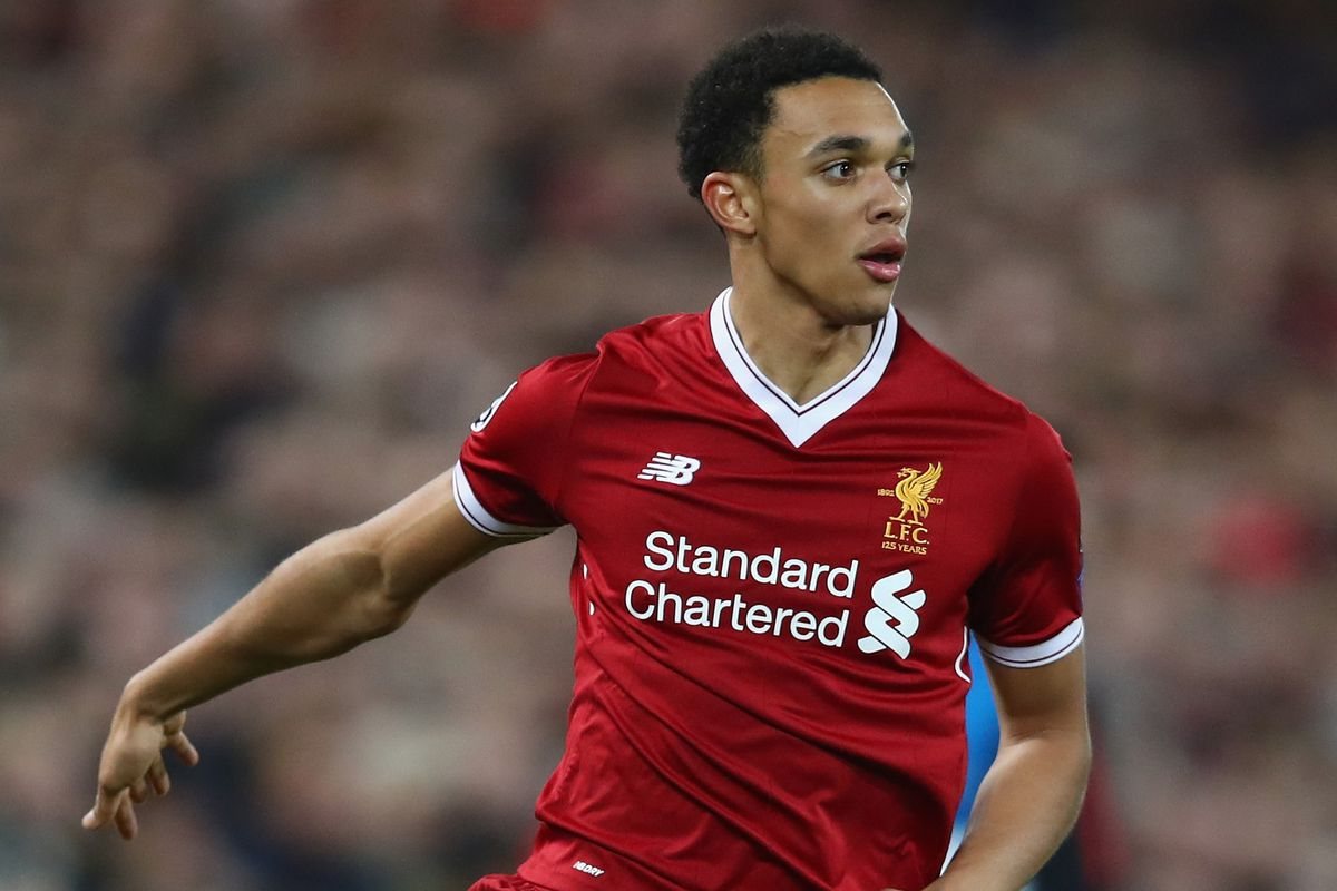 Trent Alexander Arnold Embraces The Competition At Right
