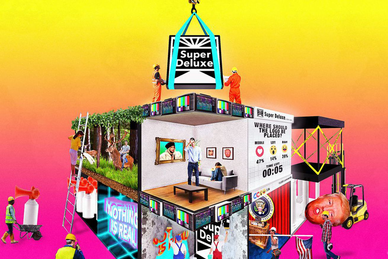 super deluxe gets shut down by turner again