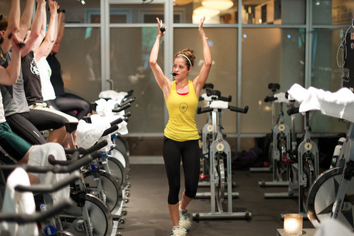 """Photo: <a href=""""http://wellandgood.com/2013/05/06/soulcycle-hints-at-a-major-digital-debut-this-summer/"""">Well + Good</a>"""