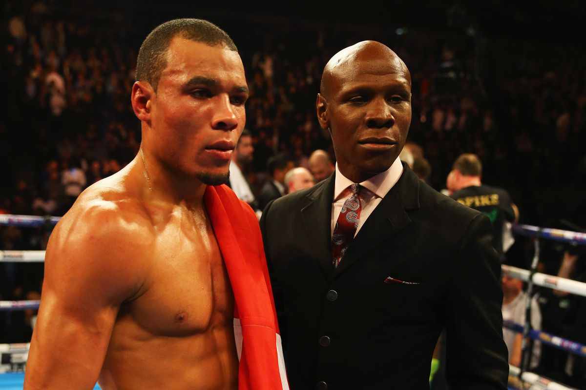 Chris Eubank Jr. talks Golovkin-Brook, Tommy Langford ...