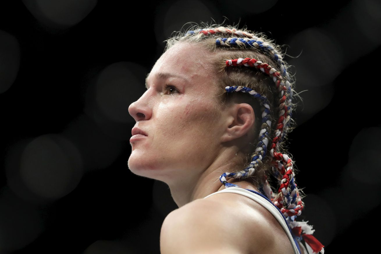 Old and ugly? Felice Herrig slams UFC for lack of promotion