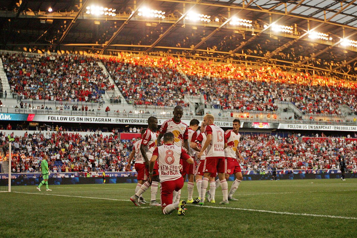 With two attractive fixtures, RBNY look like the best place to invest this week.