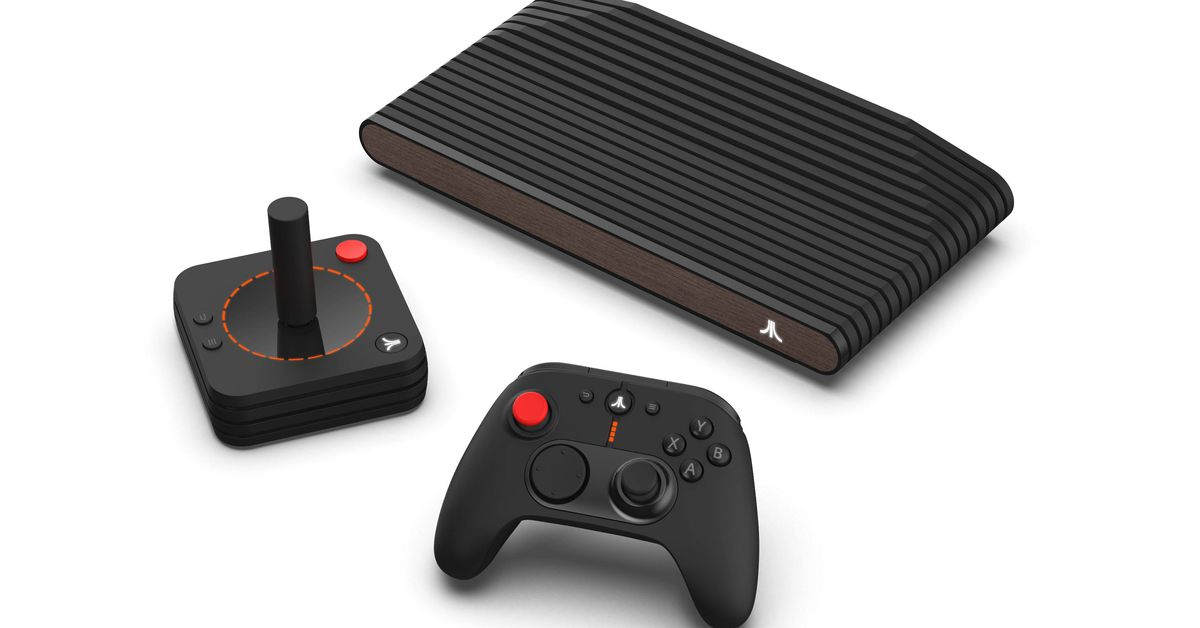 The Atari VCS retro console gets its long-awaited retail release – The Verge