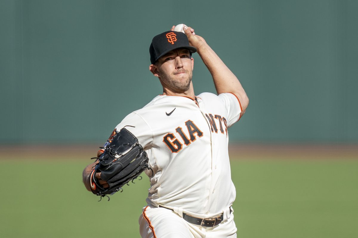 MLB: Game One-San Diego Padres at San Francisco Giants