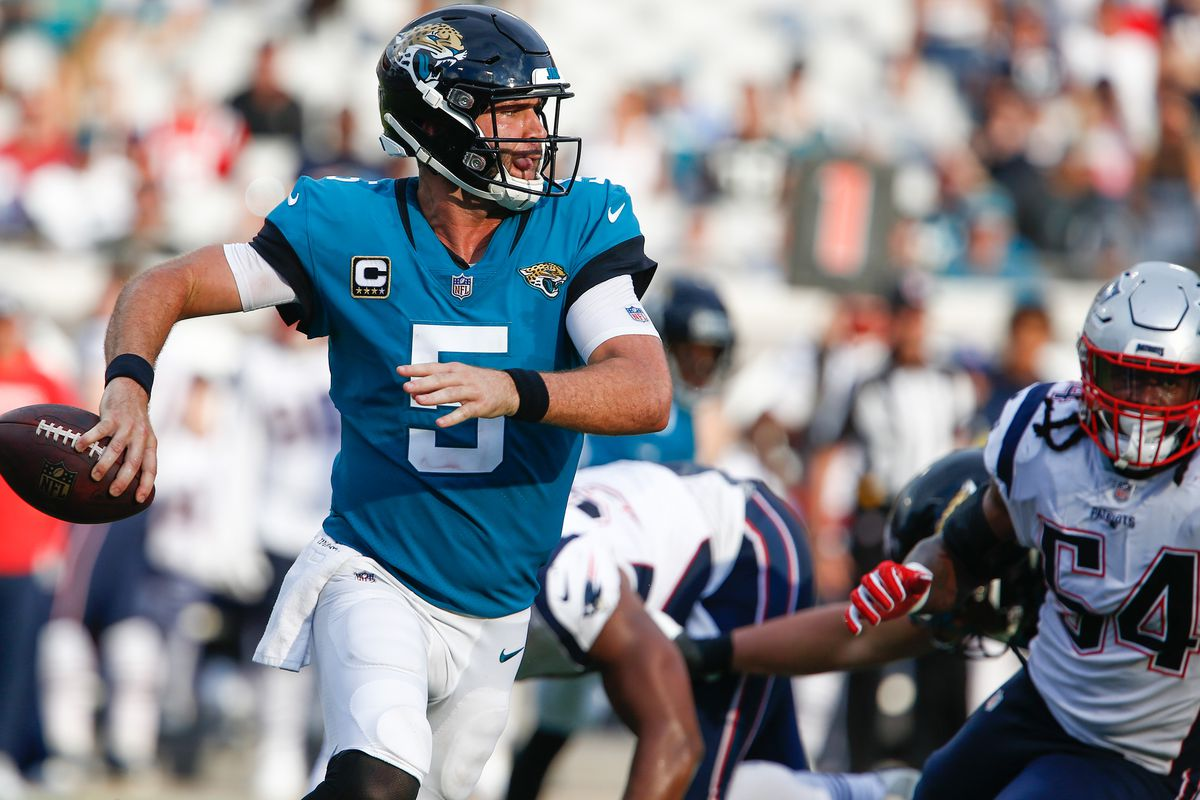 3800b2676 How does Blake Bortles usually play after an awful game  - Big Cat ...