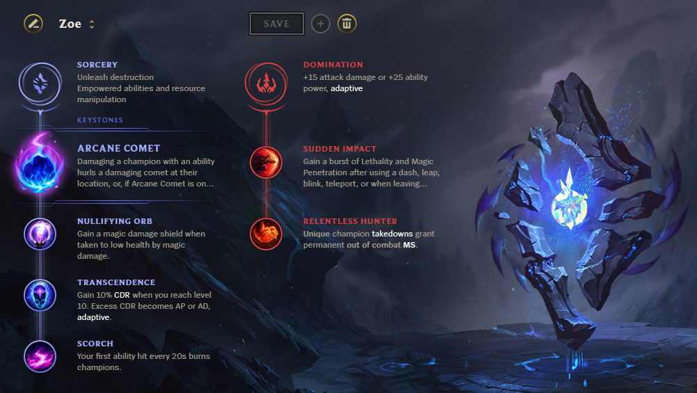 Zoe guide: making the most of League's most hyper carry