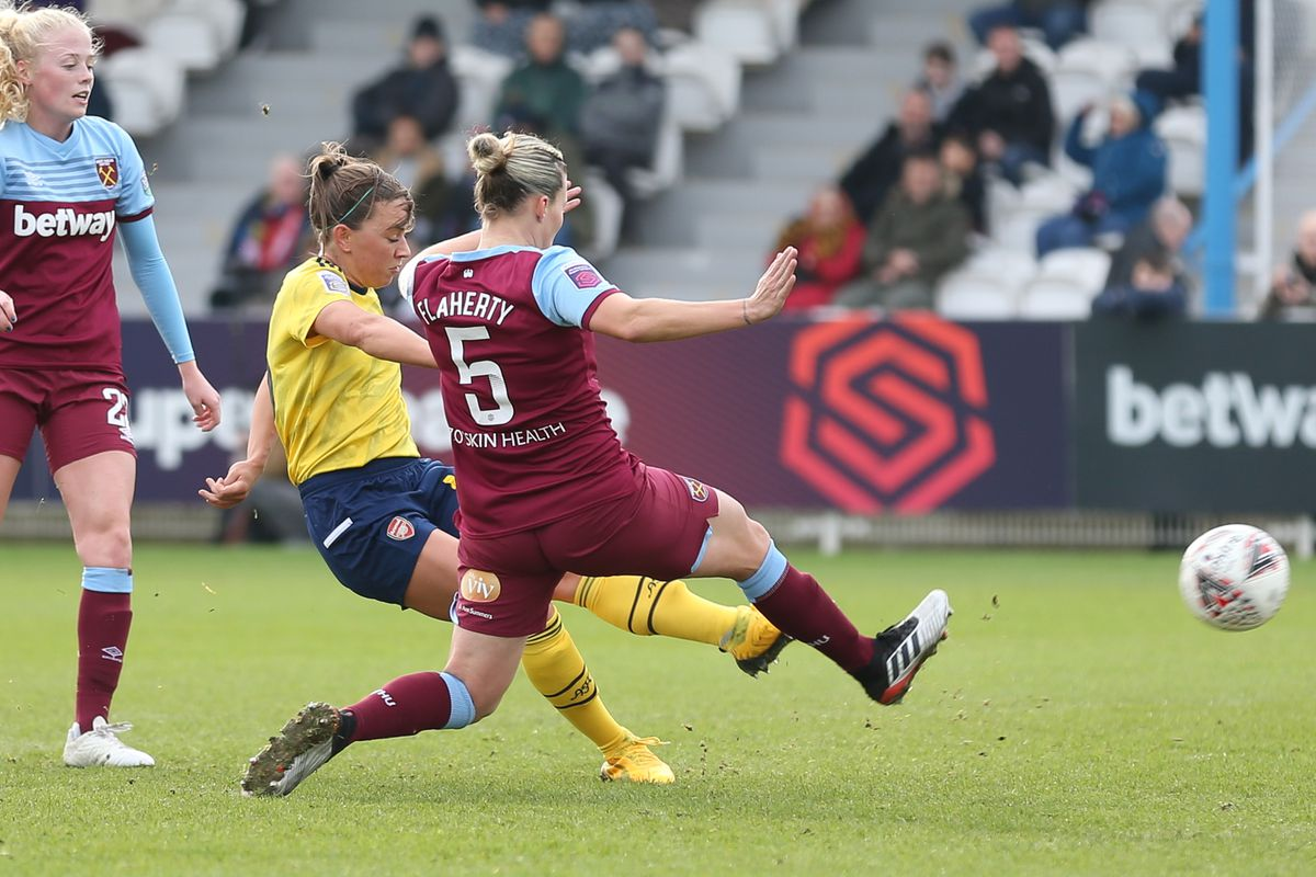 West Ham United v Arsenal: The Women's FA Cup