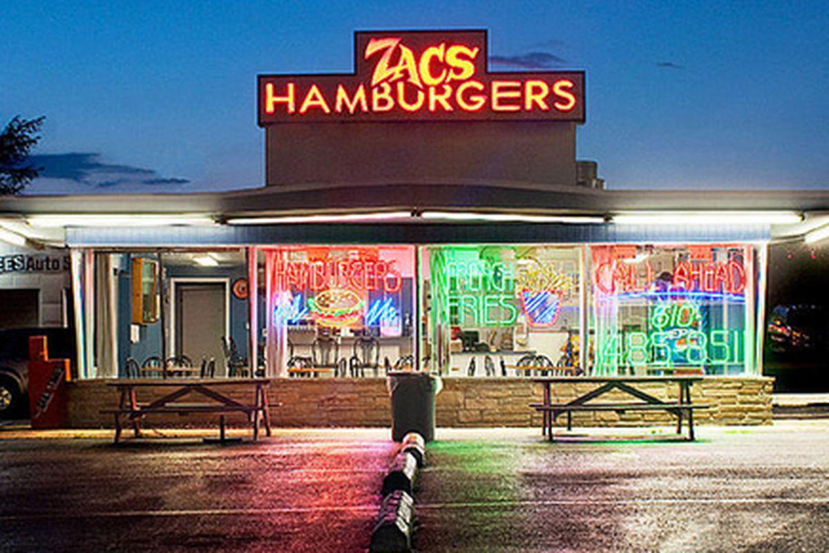 Zac's in Delco