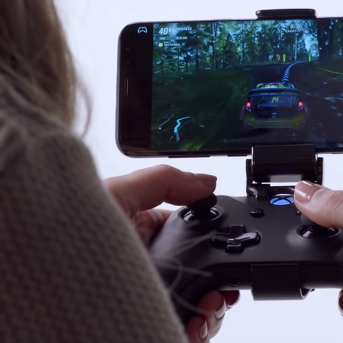 Microsoft Details How Xcloud Will Let You Play Xbox Games On An Android Phone The Verge