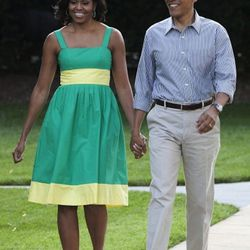 Congressional Picnic at the White House on June 27, 2012