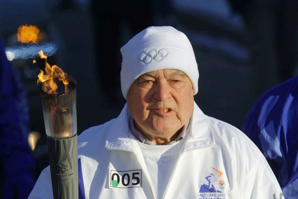 Olympic Torch Relay X Hesburgh